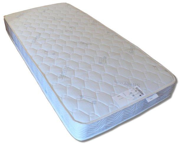 Silverlife Soft Matratze von 80 x 190 bis 100 x 220