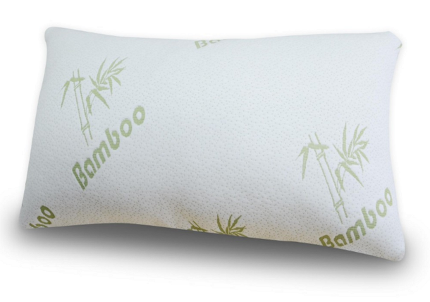 Bamboo Gelschaum Nackenstützkissen Kopfkissen Bauchschläfer / Rückenschläfer / Seitenschläfer